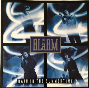 "Alarm (The) ‎- Rain In The Summertime (12"") (EX/VG)"